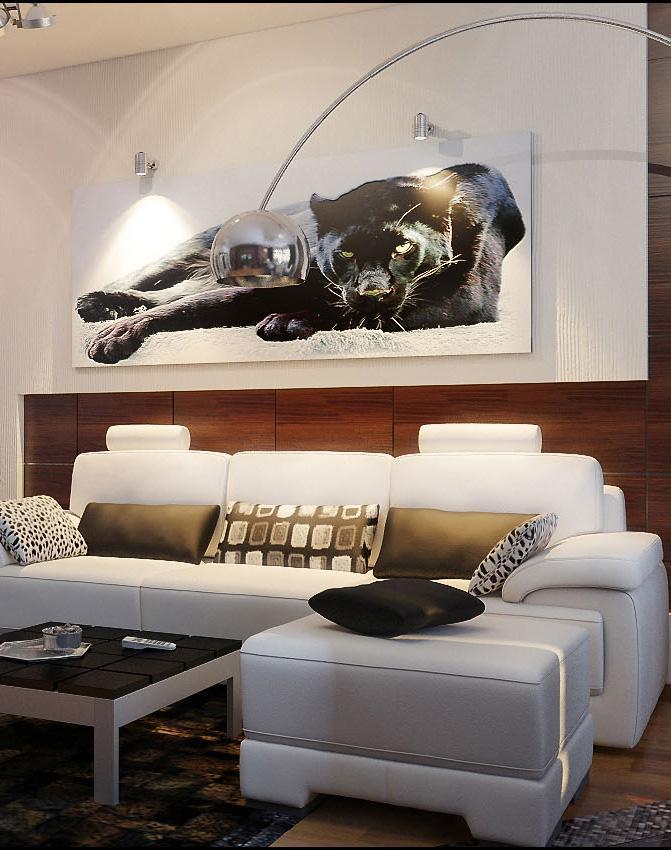 Ремонт трехкомнатной квартиры 100 м²