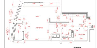 Ремонт квартир по дизайн-проектам