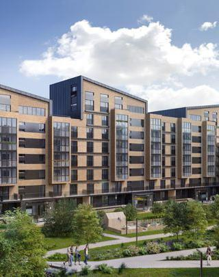 Ремонт двухкомнатной квартиры 90 м²